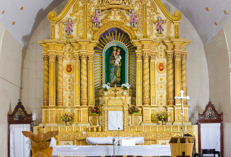 Our Lady of Grace - Main Alter